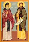 Ss. Anthony and Theodosius of the Kiev Caves
