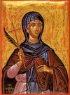 Saint Matrona of Thessaloniki