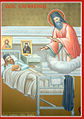 Saint Savvas miracle for Bishop.jpg