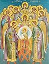 Synaxis of the Holy Angels